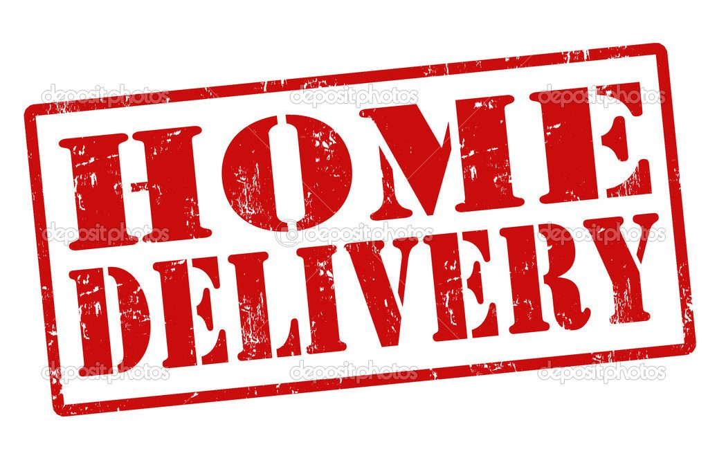 Home delivery/not available